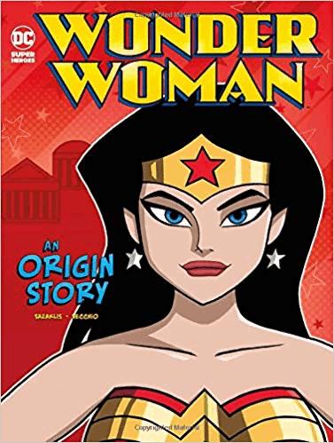 wonder woman - an origin story