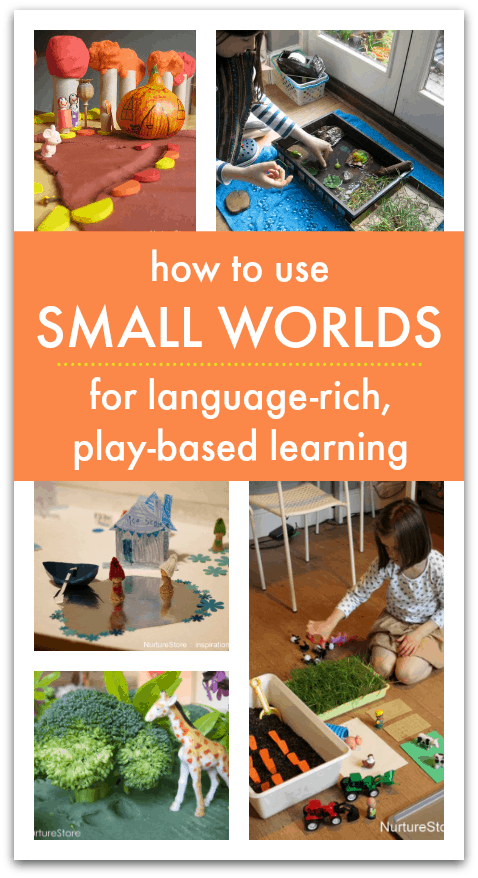 small worlds activities