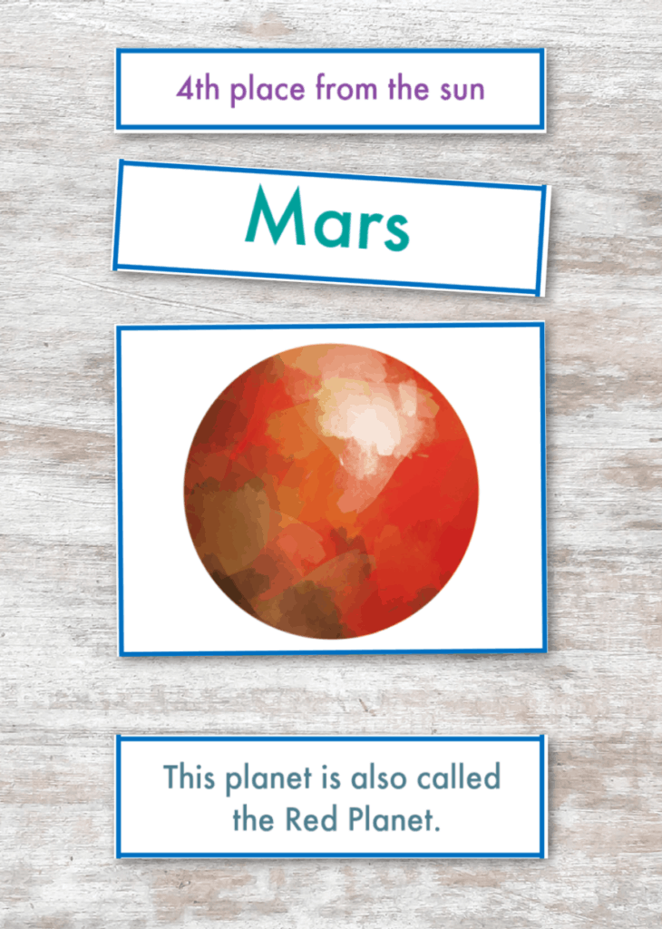four part planet key facts game