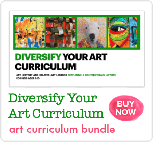 diversify your art curriculum bundle