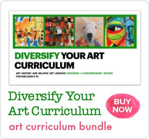 diversify your art curriculum bundle