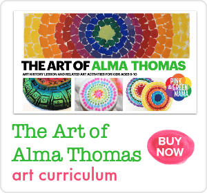 The Art of Alma Woodsey Thomas