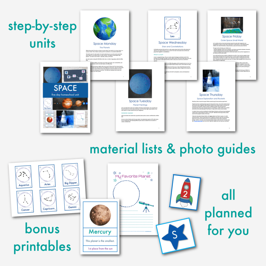 step by step units