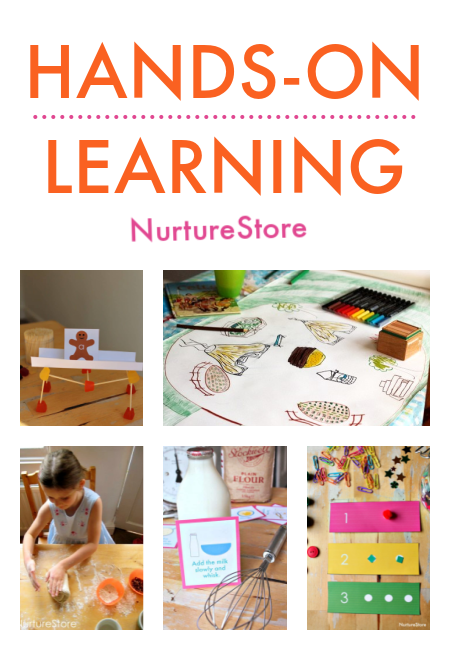 hand on learning activities for children